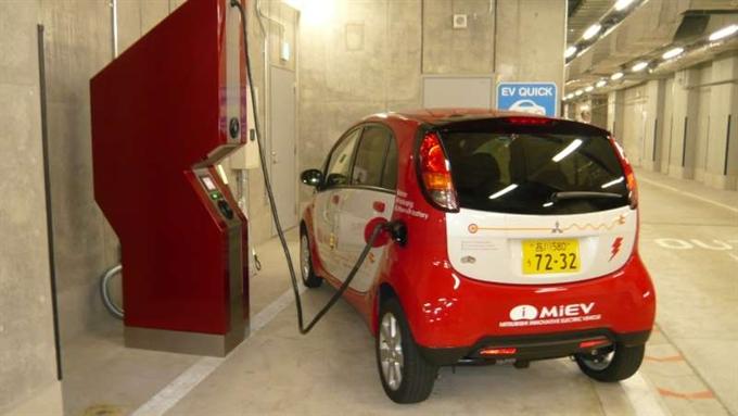 Rusya'da elektrikli araba Avrupa'dan çok sattı