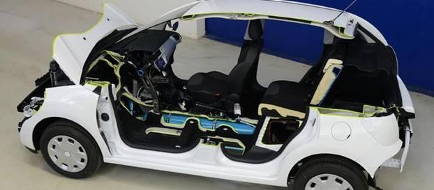 PSA'nın hava ile çalışan aracı