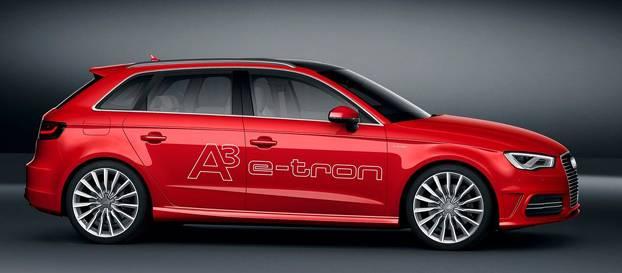 Konsept Audi 100 km'de 1,5 litre yakıyor
