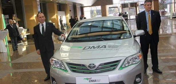 Erdoğan'ın test ettiği elektrikli araç satışa çıktı