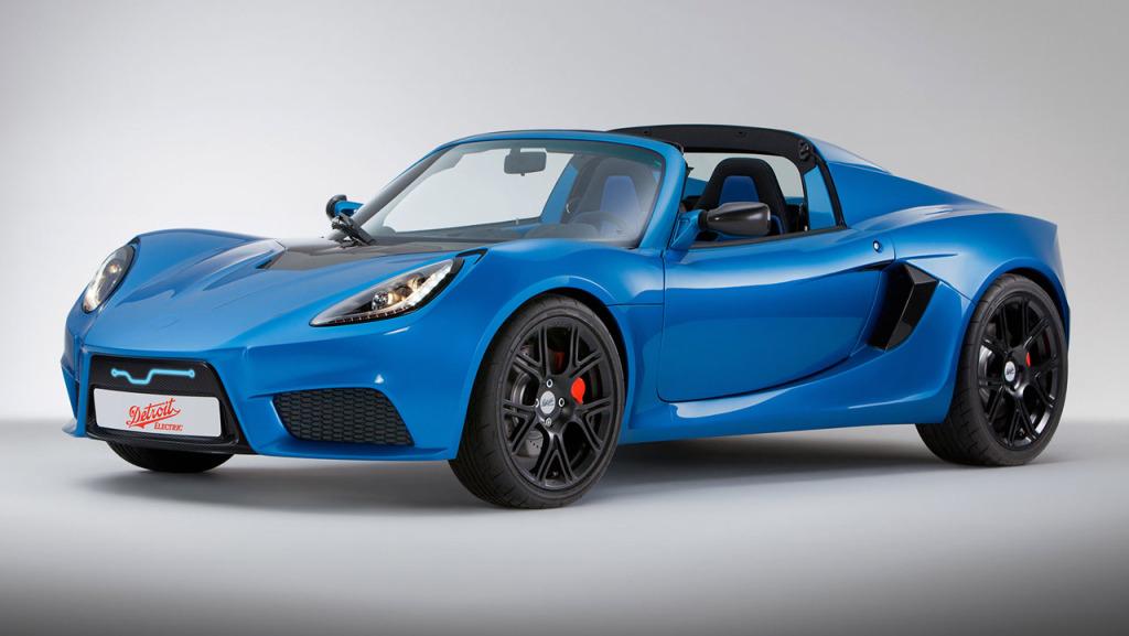 Dünyanın En Hızlı Elektrikli Spor Arabası!