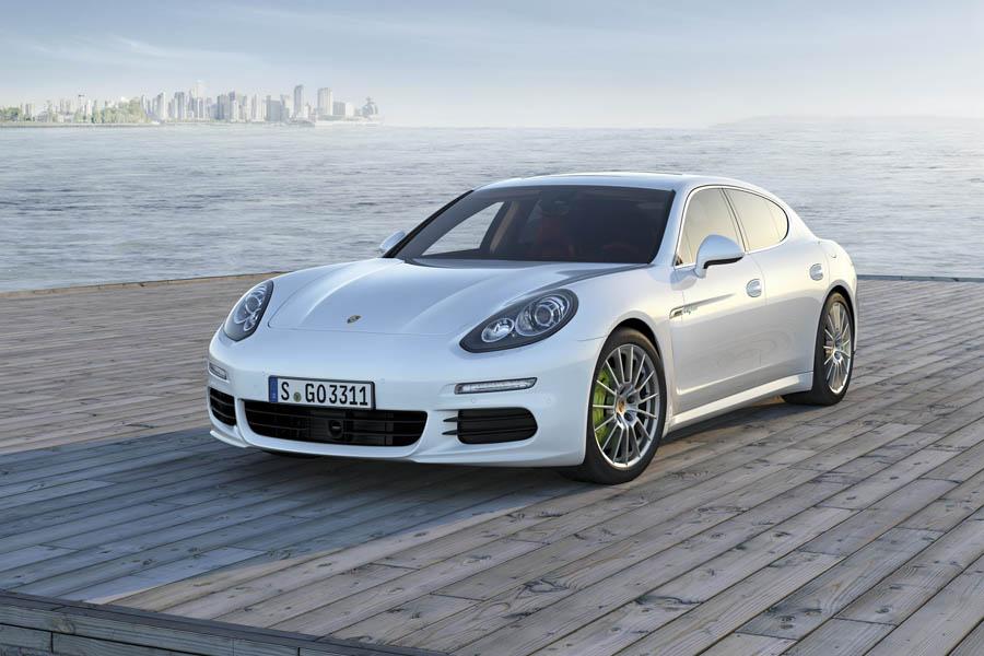 Porsche elektrikli otomobil S E-Hybrid
