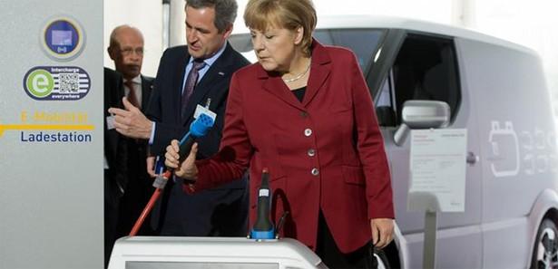 Almanya elektrikli otomobili tartışıyor
