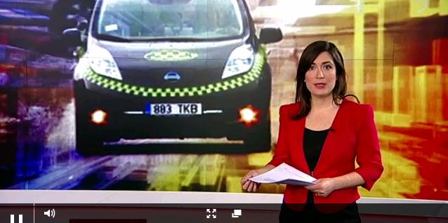 Estonya'da elektrikli otomobil ağı kurulmasına yönelik proje başlatıldı