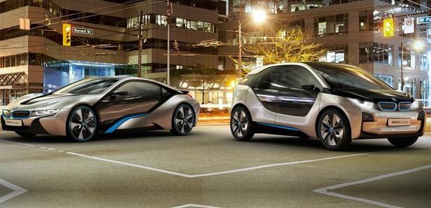 Elektrikli BMW, Nisan 2014'de Türkiye'de