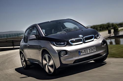 Elektrikli Otomobil Üreticileri Arasına BMW de Katıldı