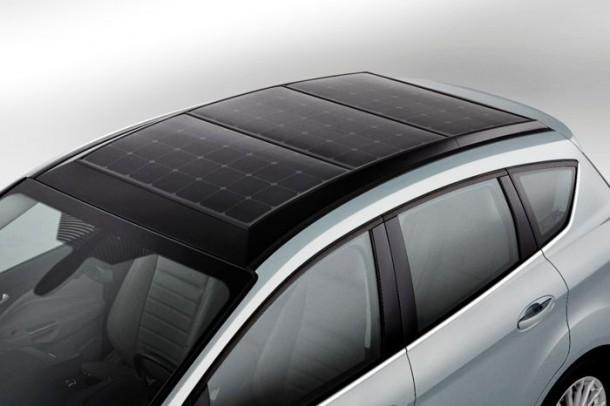 Ford, güneş enerji panelli araç konseptini CES 2014'te ziyaretçilere gösterecek