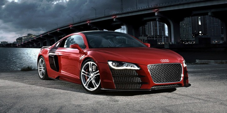 Audi tek şarjla 450 km giden elektrikli otomobil üretiyor