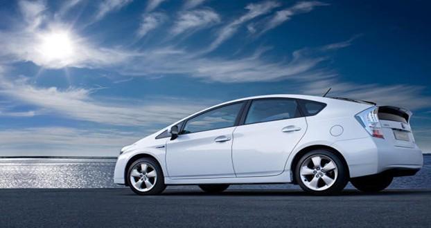 Toyota Hybrid Tam Bir Çevre Dostu