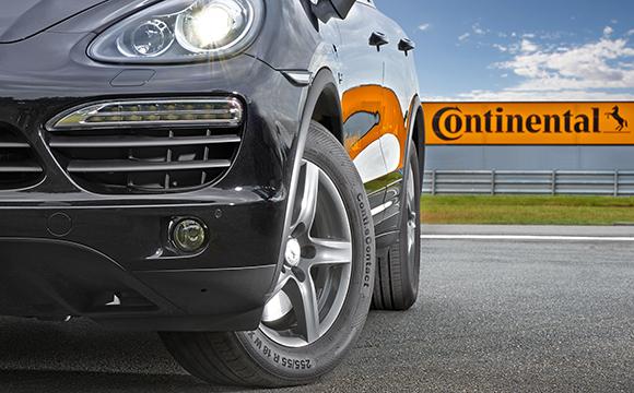 Conti'den elektrikli otomobillere özel lastikler!