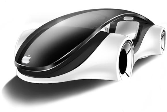 İşte Apple'ın Ser Verip Sır Vermediği Elektrikli Otomobili!