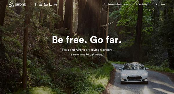 Tesla, Airbnb ile işbirliğine giderek şarj istasyonu ağını genişletiyor