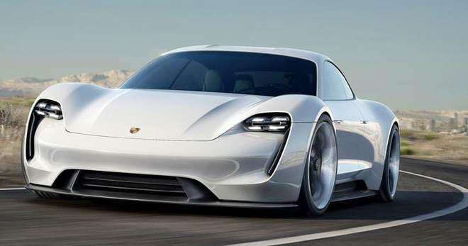 Porsche'den 600 bg'lik elektrikli otomobil