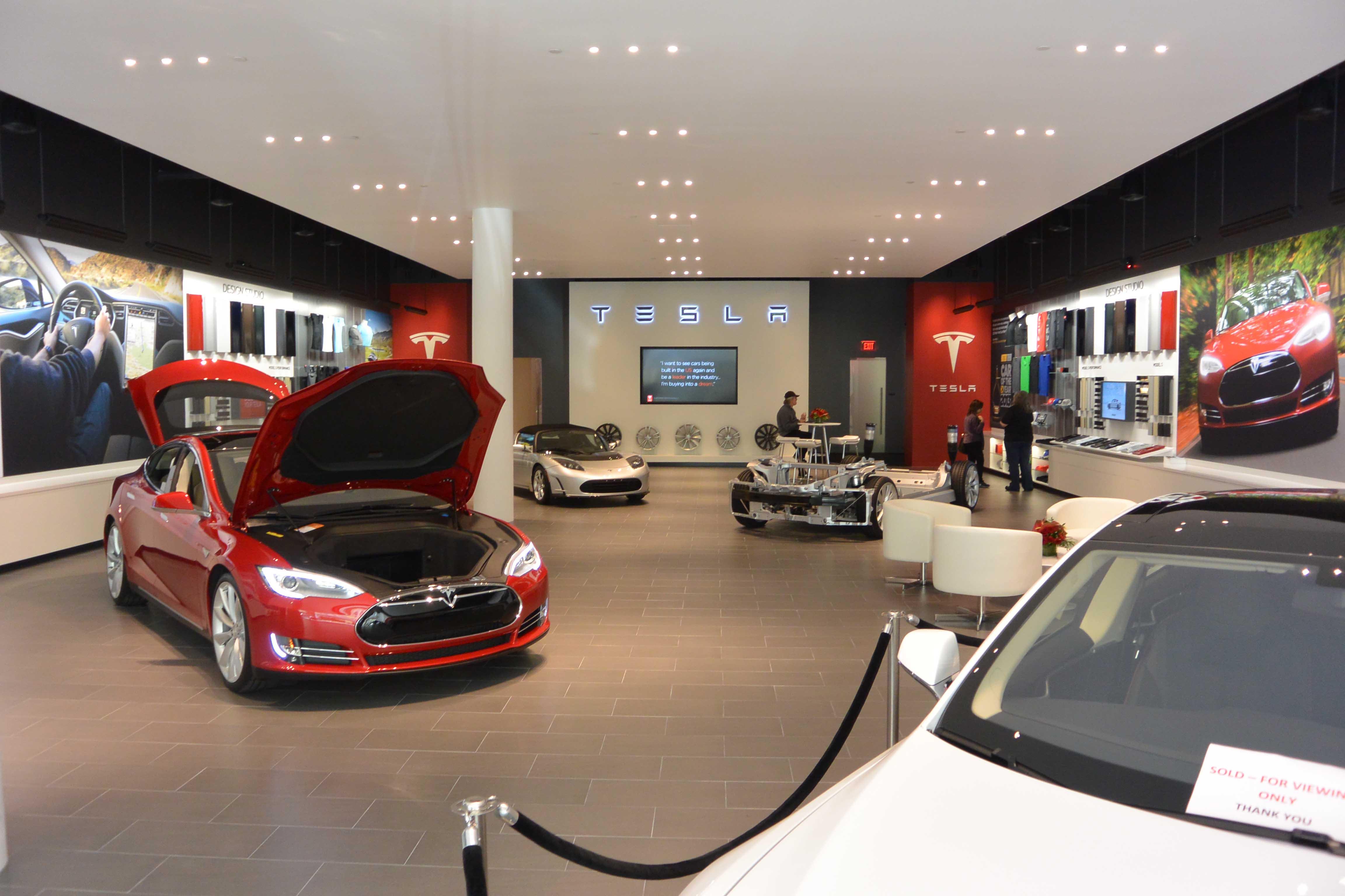 Elektrikli otomobil üreticisi Tesla resmen Türkiye'de