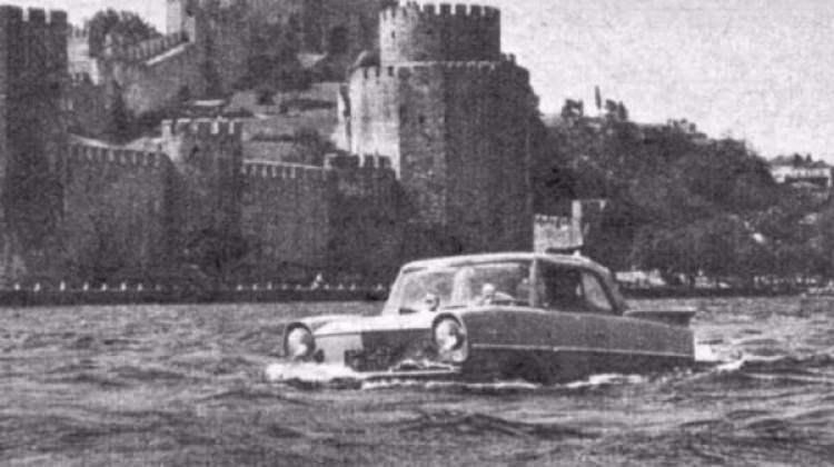 Türkiye'nin yüzden otomobil mazisi çok eski