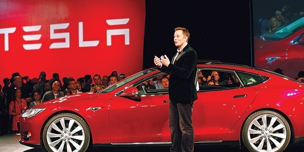 Elektrikli araç 'Tesla 3'ün özellikleri belli oldu