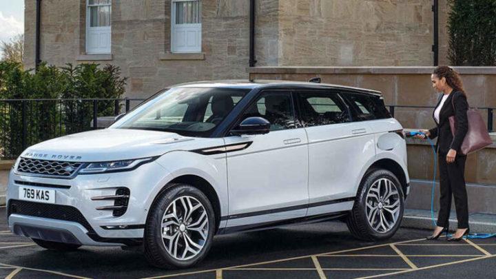 Jaguar Land Rover, yeni hibrit motorunu tanıtı