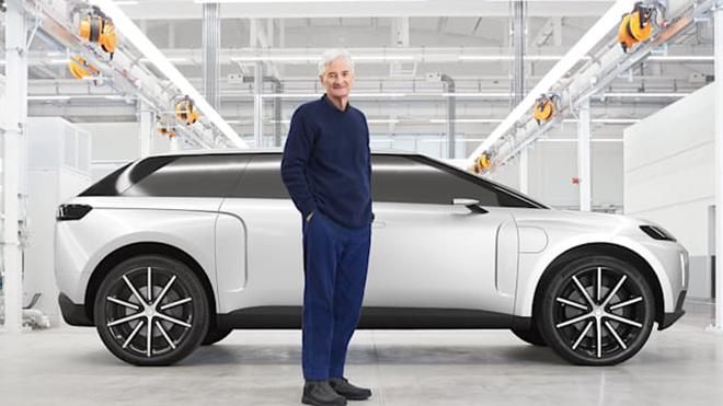 Dyson'ın iptal edilen elektrikli otomobili nihayet gün ışığına çıktı