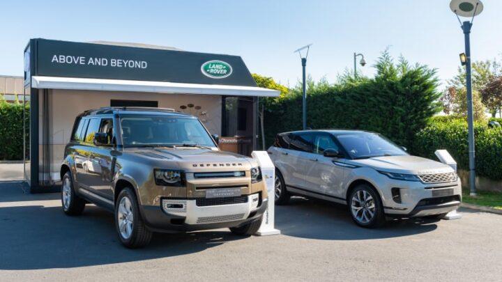 Land Rover Pop-Up İstanbul'a geliyor