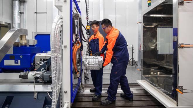 Volvo cephesinden önemli elektrik hamlesi; motor üretimi gerçekleştirilecek