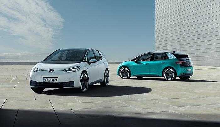 Türkiye'de satışa çıkan ilk elektrikli Volkswagen ID 3