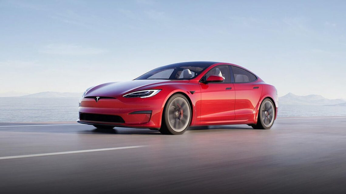 Tesla, Model S Plaid Otomobilini Tanıttı