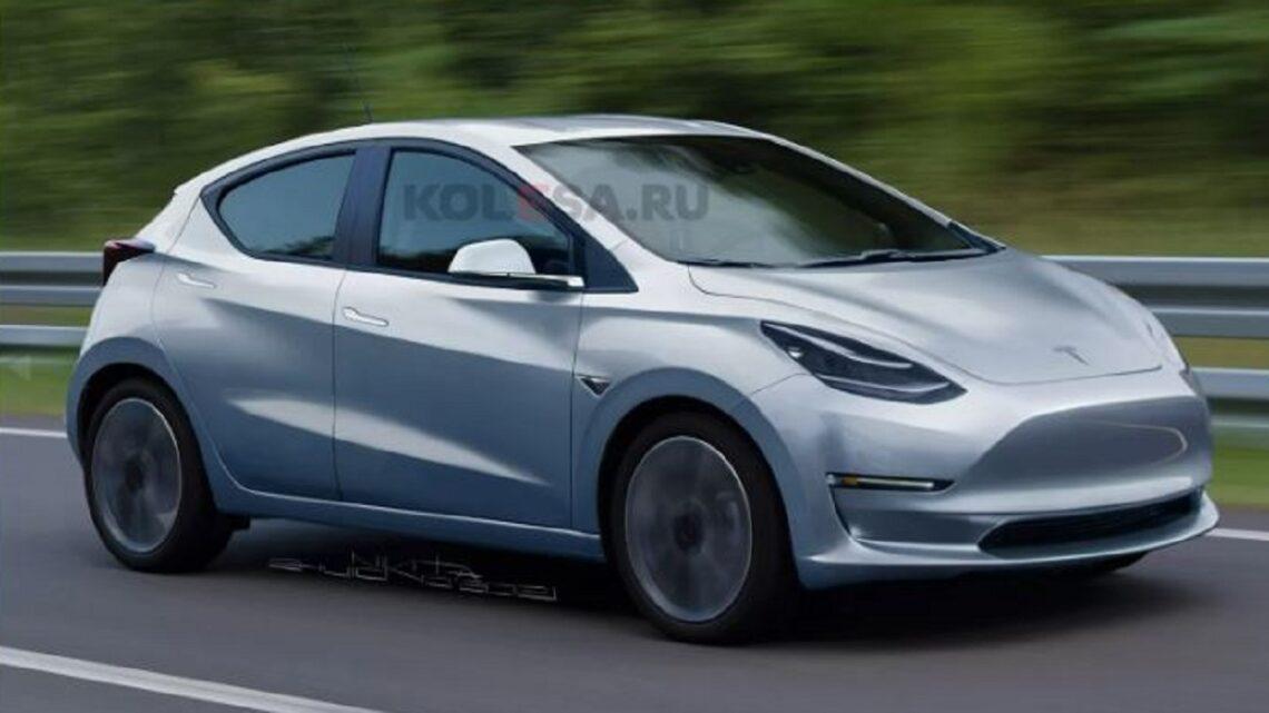 Tesla, En Ucuz Elektrikli Otomobil İçin Çalışmalara Başladı
